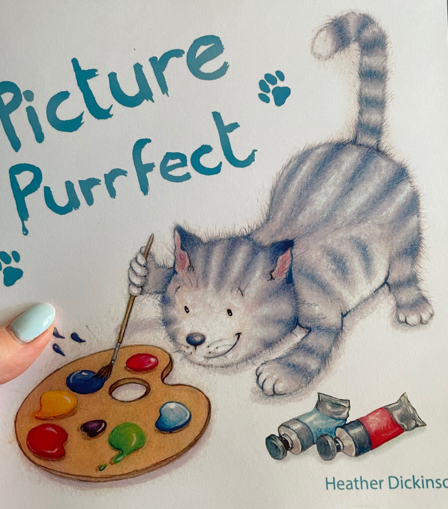 'Picture Purrfect' by Heather Dickinson